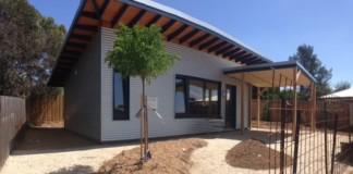 Pasivní dům v Austrálii - Castlemaine