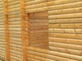 Stavba srubové konstrukce