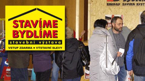 Výstava Stavíme, bydlíme Třebíč již 3 – 4.února 2016