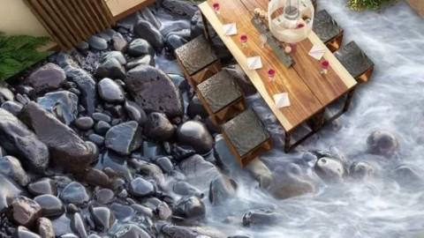 Netradiční podlahové motivy – dokážete si je představit?