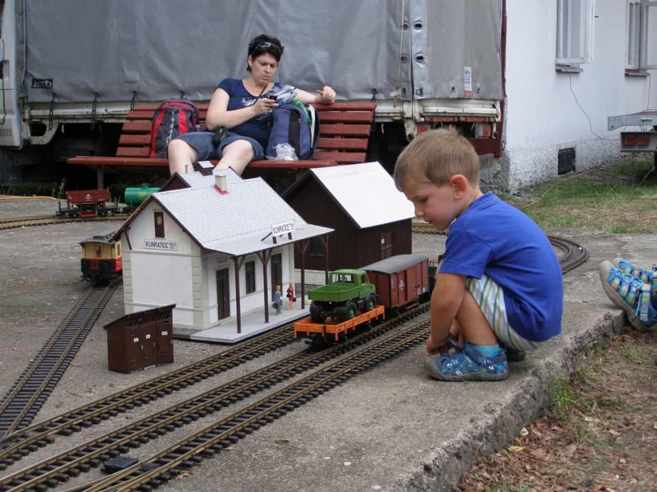 Setkání zahradních železnic muzeum Rosice u Pardubic 02