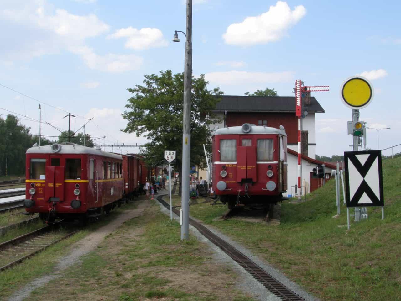 Setkání zahradních železnic muzeum Rosice u Pardubic 04