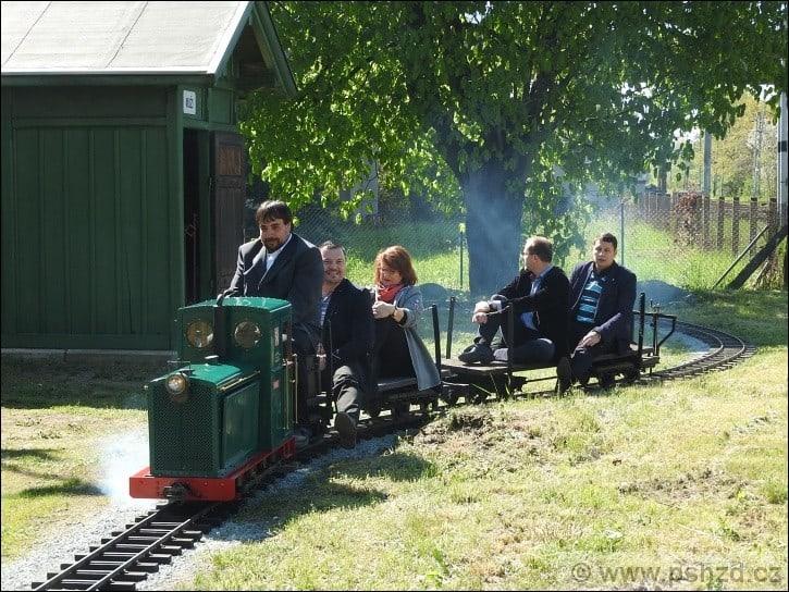 Setkání zahradních železnic muzeum Rosice u Pardubic 06