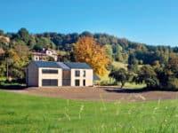 Dřevostavba ve Frýdštejně v nízkoenergertickém standardu budí obdiv HOME Bydlení 8.8.2016