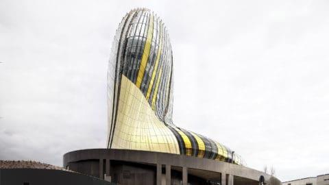 Nová budova vBordeaux s900 panely Guardian