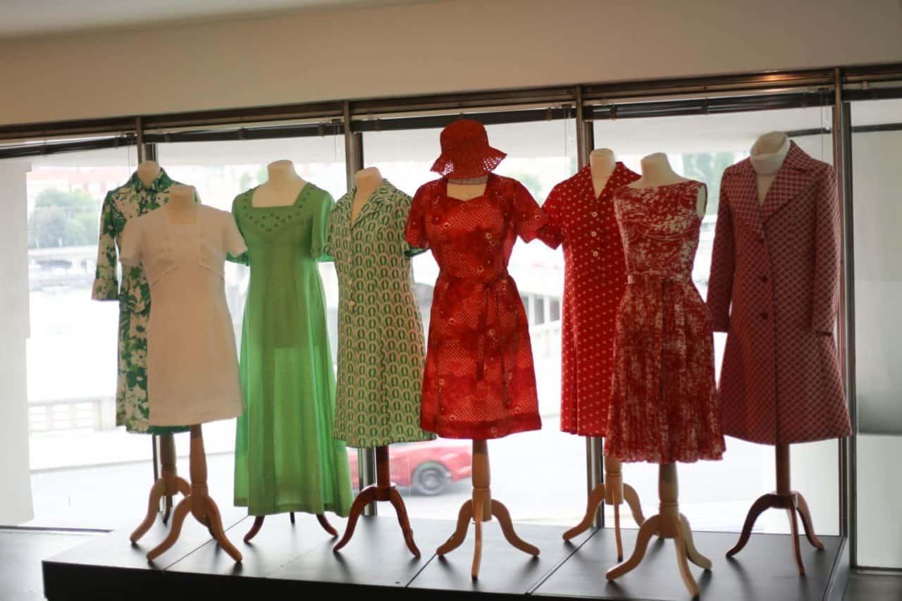 Retro móda šaty (retro_029)