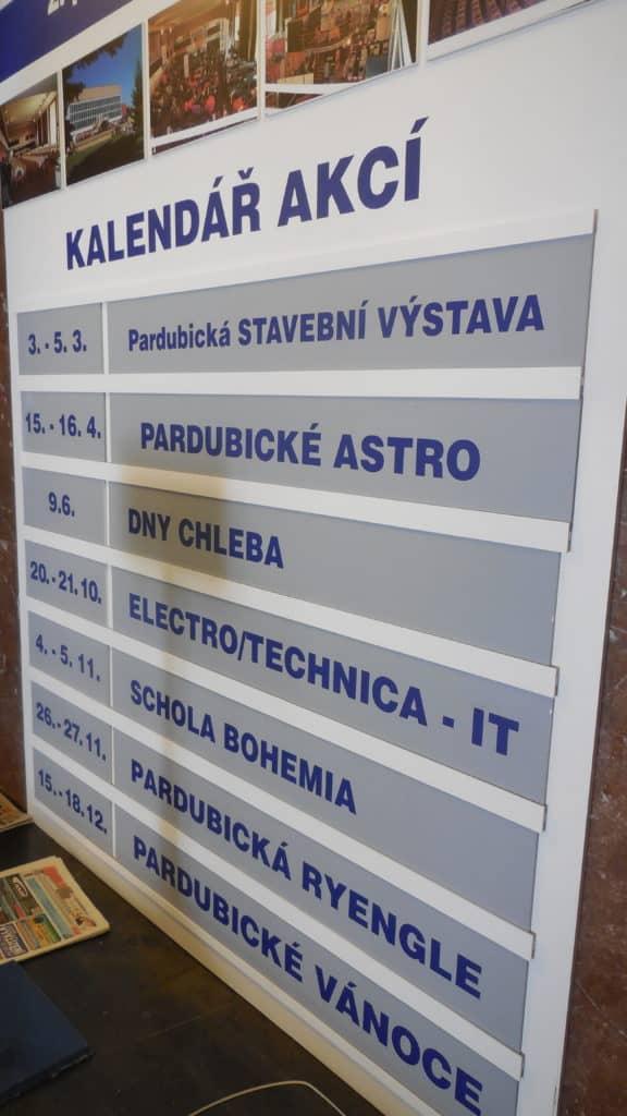 21. stavební výstava Pardubice - podzim 2016 - interiér - letošní významné akce IDEON
