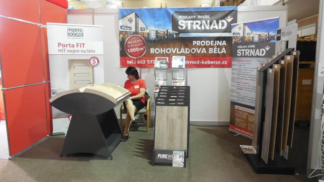 21. stavební výstava Pardubice - podzim 2016 - interiér - 21. stavební výstava Pardubice - podzim 2016 - interiér - STRNAD