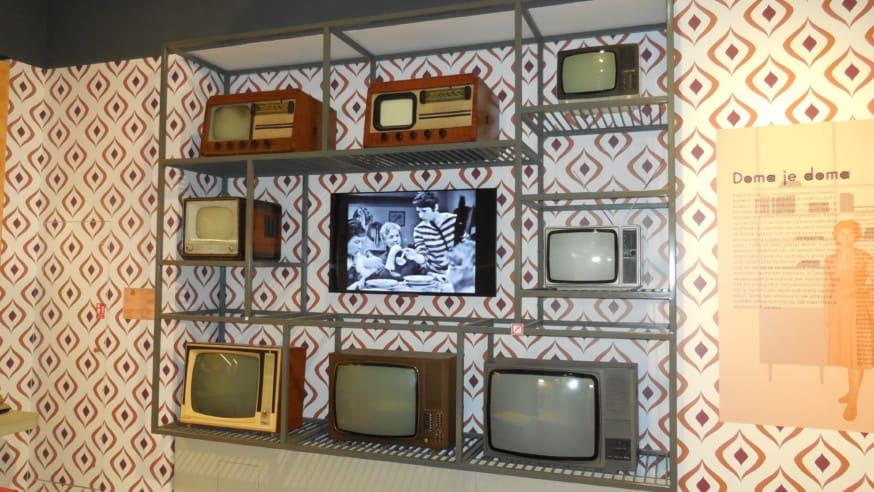 Výstava Retro vnárodním muzeu na vlastní oči