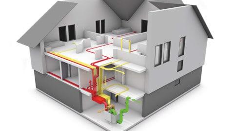 Komfortní větrání & rekuperace tepla – úspora času a nákladů
