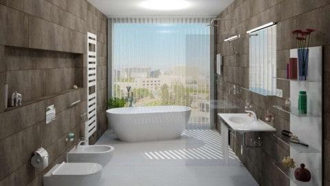 20 nejlepších návrhů inspirací pro koupelny sradiátory Zehnder