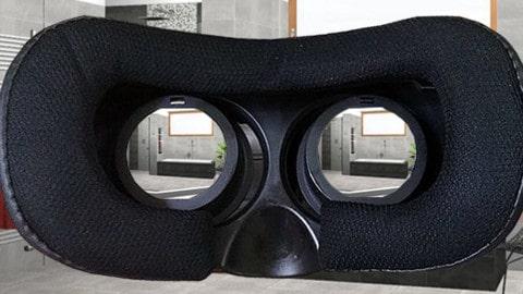 Virtuální realita vnávrhu koupelen?