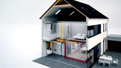 Spolehlivé řešení komfortního větrání s rekuperací tepla