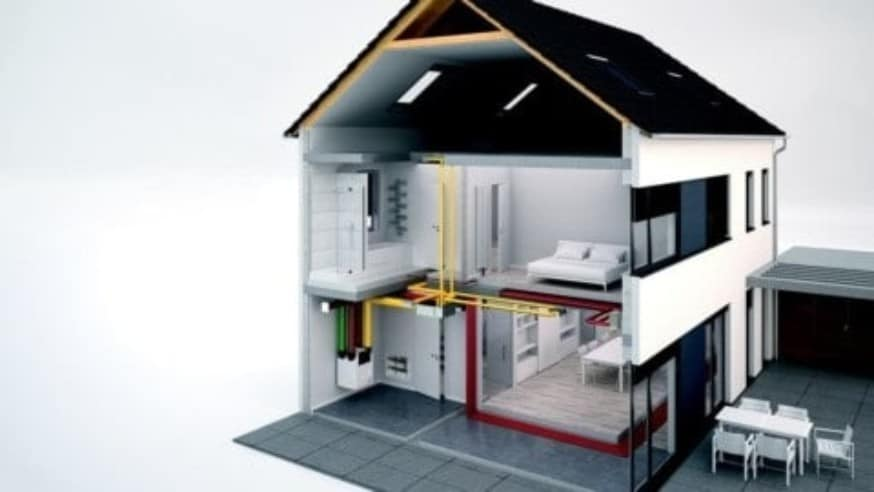 Spolehlivé řešení komfortního větrání srekuperací tepla
