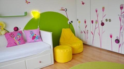 6 tipů kproměně dětského pokojíčku pro školáka