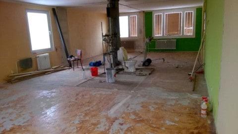 Rychlá rekonstrukce bytu sádrokartonem