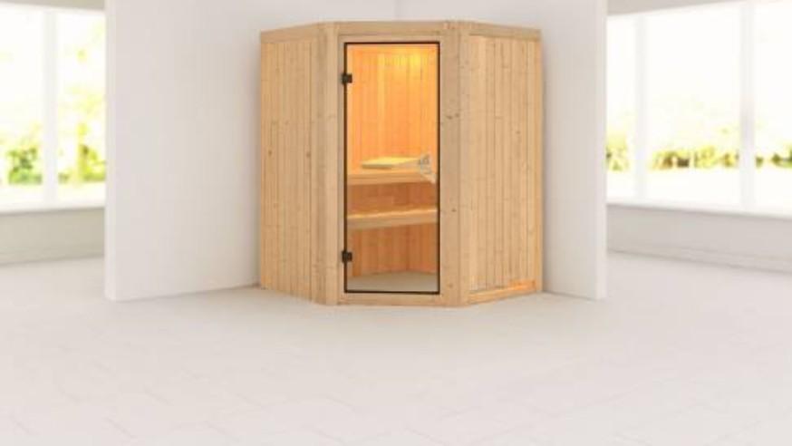 Relaxujte ve finské sauně vpohodlí domova