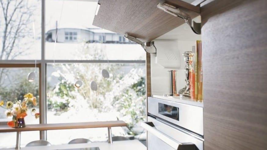 Otevírání nábytku nadchne moderními možnostmi