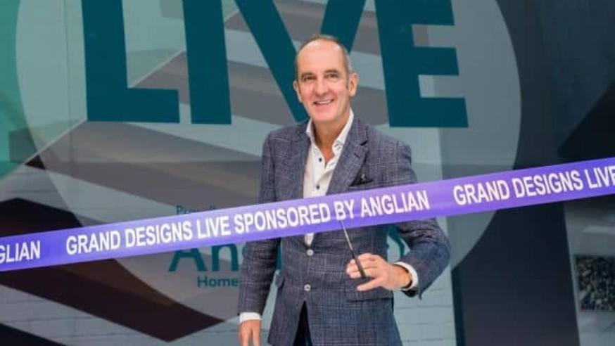 GRAND DESIGNS LIVE 2018 LONDON FOTOGRAFICKY