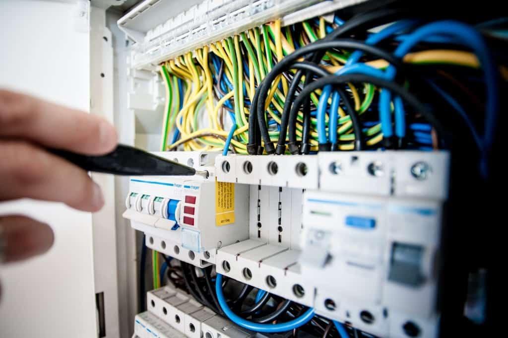 Elektrická energie - jističe