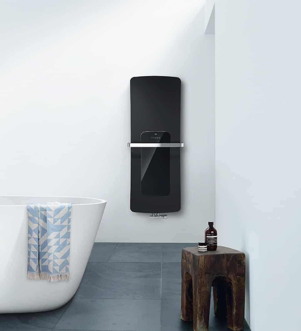 Radiátor Runtal Folio Hybrid - koupelna bílá
