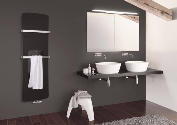 Runtal koupelna s radiátorem Runtal Folio Hybrid