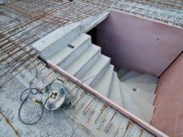 Schodiště Liapor - schody 1