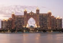 Preciosa Lighting - Atlantis the Palm Dubai Hotel