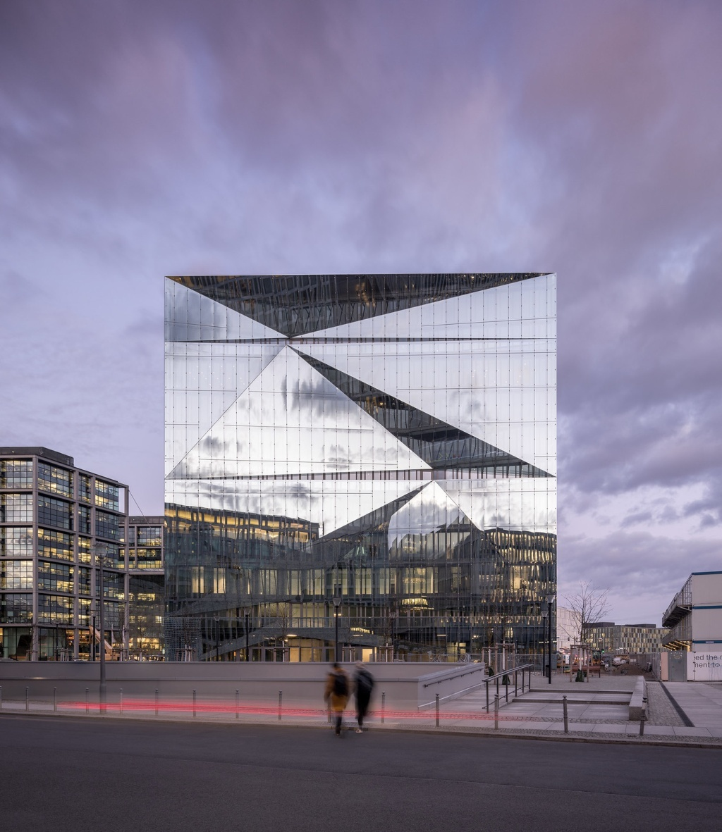 Guardian Glass - Cube Berlin 2