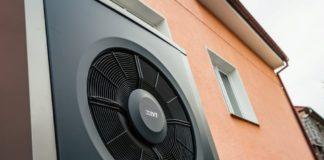 Tepelné čerpadlo IVT u bytového domu