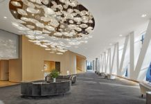 Preciosa Lighting - Conrad hotel Washington 1