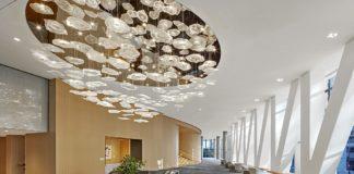 Preciosa Lighting - Conrad hotel Washington 1