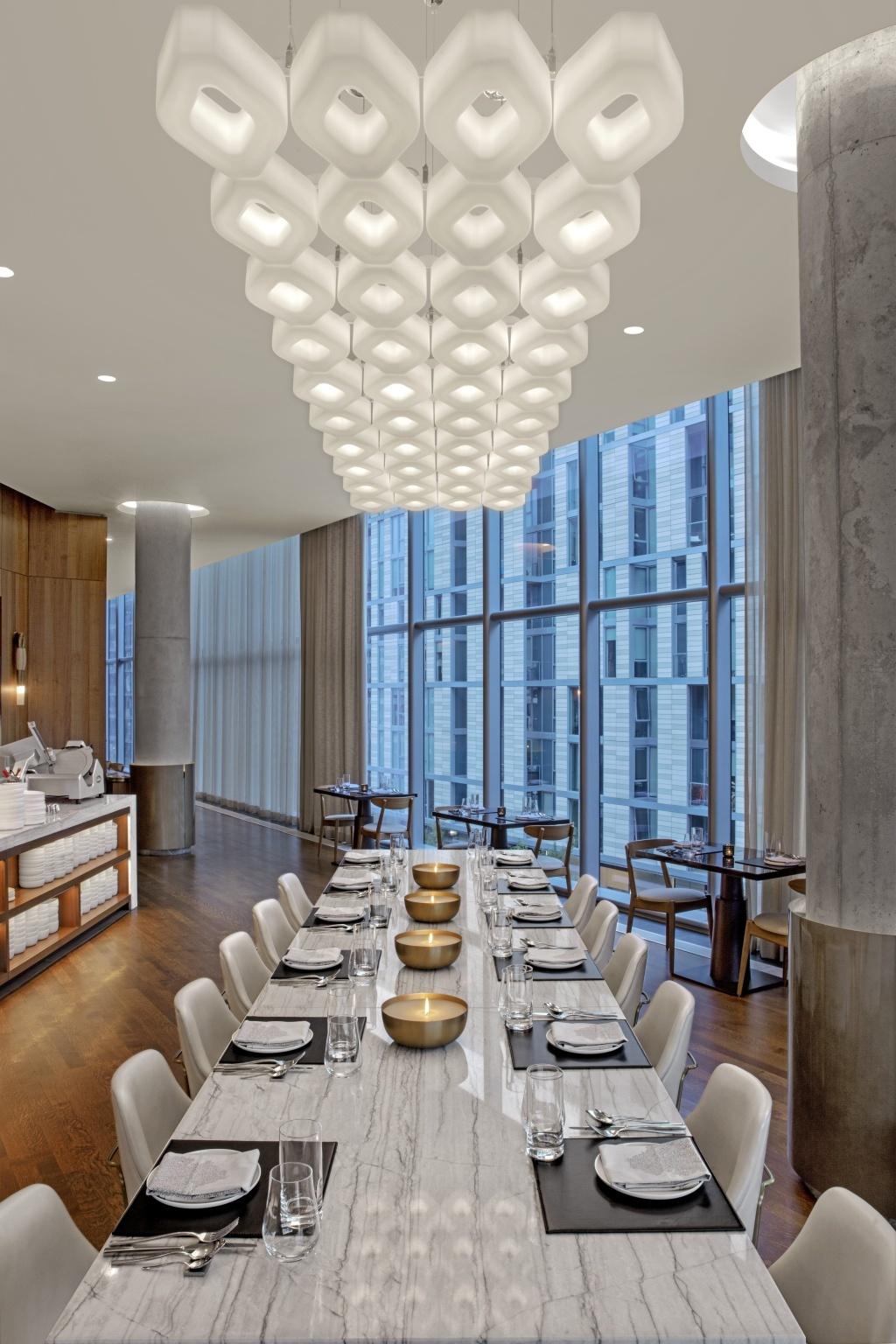 Preciosa Lighting - Conrad hotel Washington 5