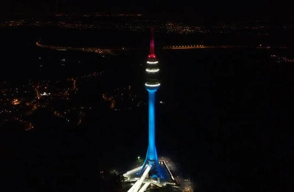 Avalská věž, Bělehrad, Srbsko