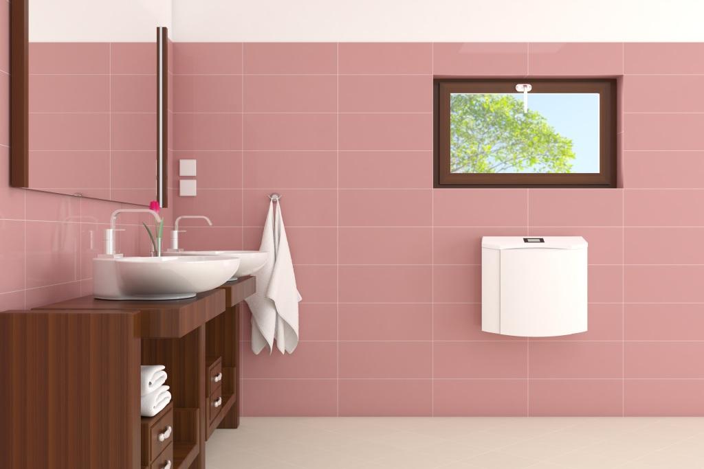 Korasmart 1300 v koupelně