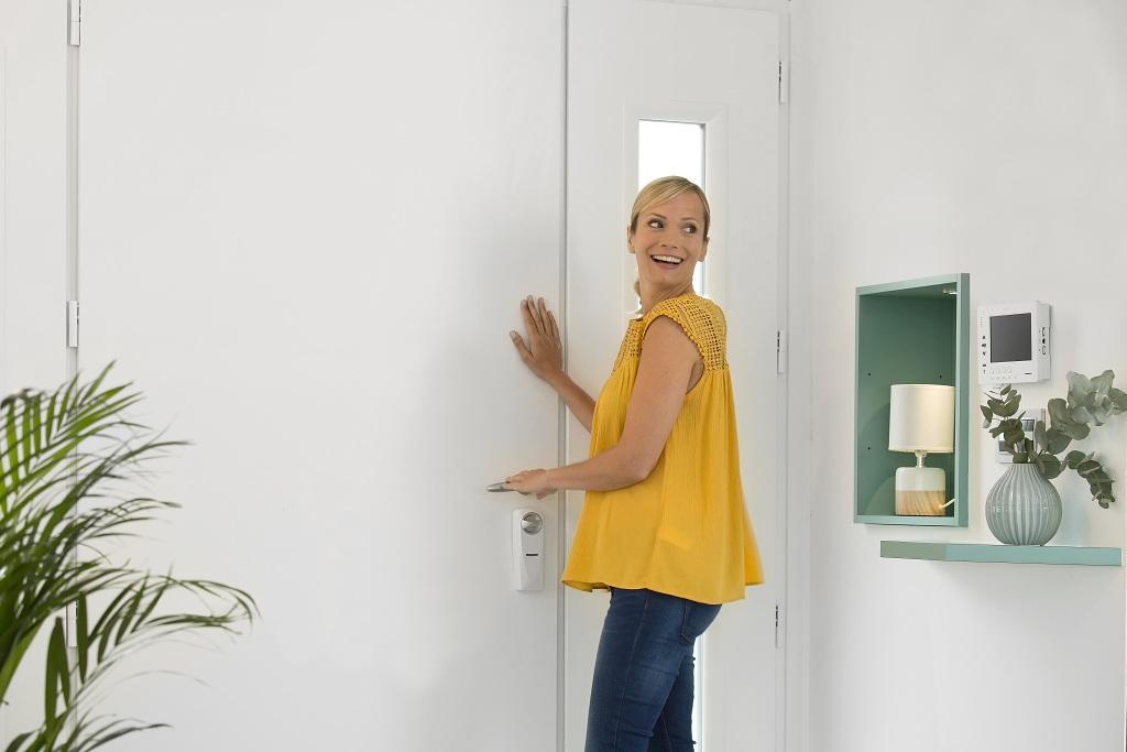 Somfy Doorlock 2 v interiéru