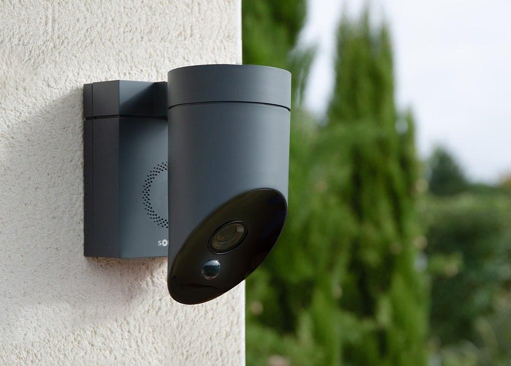 Somfy - venkovní kamera