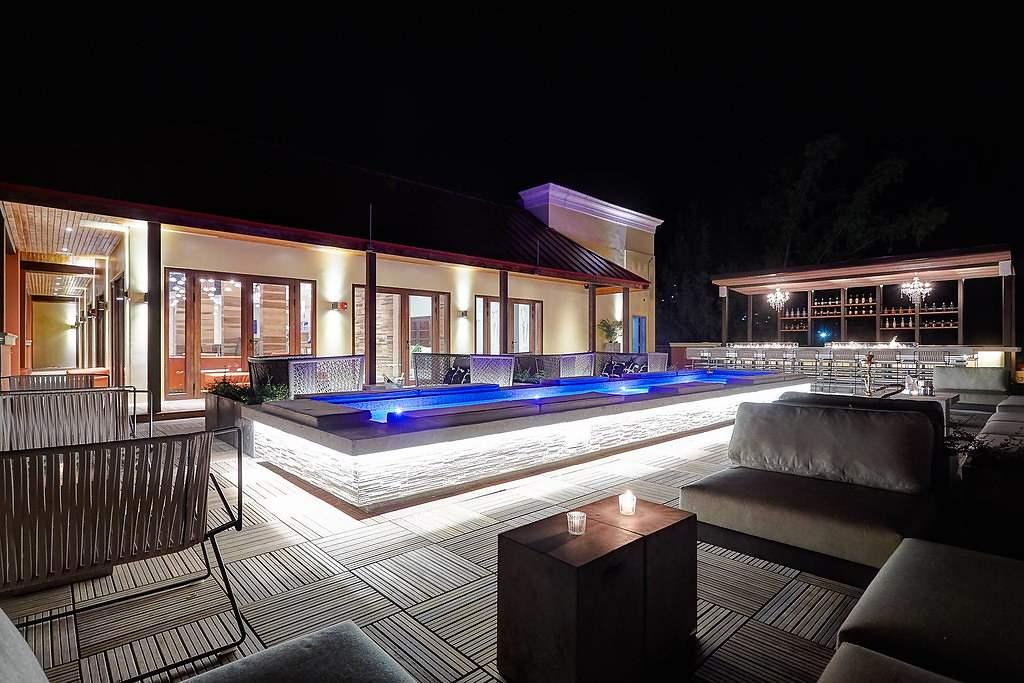 Karibe hotel na Haiti - enteriér
