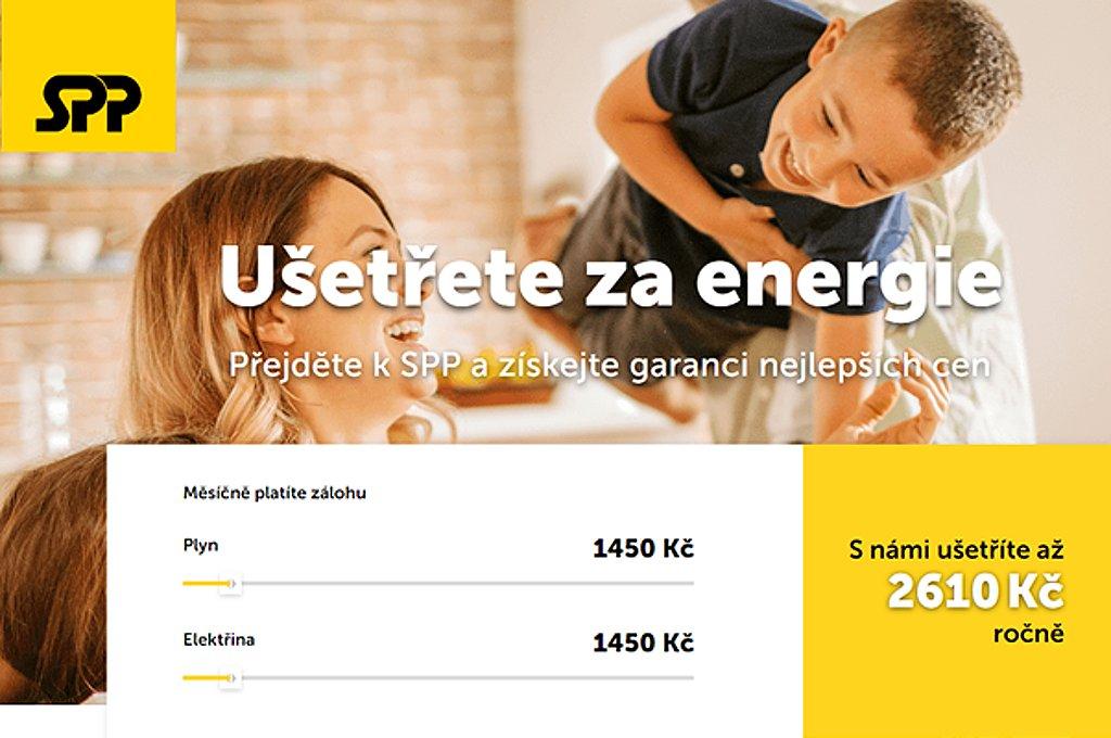 SPP Ušetřete za energie