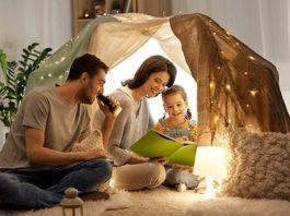 SPP energie - světlo rodina