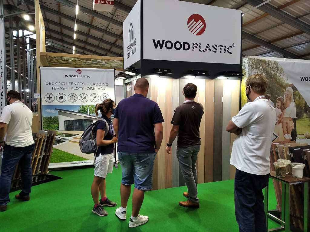 WPC Woodplastic - stánek 2020