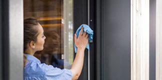 Čištění oken - mytí skel 1