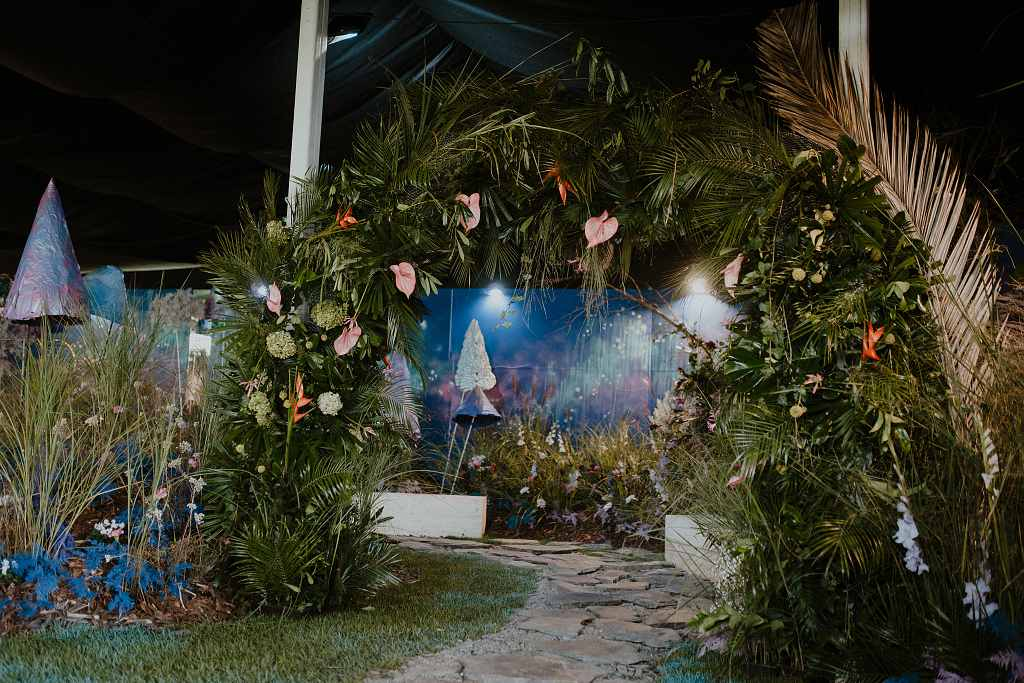 Podzimní Flora 2020 - Experimentální expozice Z jiného světa