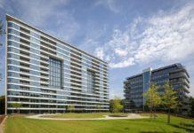 Park Hoog Oostduin - Haag (8) Budovy po přestavbě