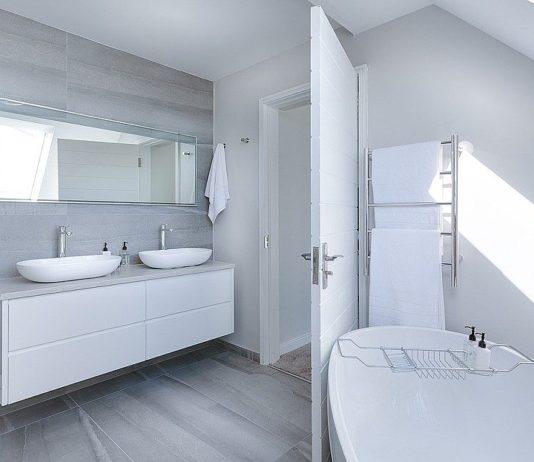 Moderní minimalistická koupelna 3115450