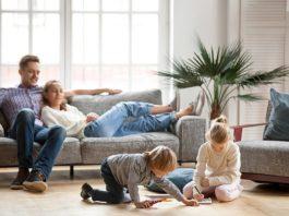 Xiaomi - domácnost, rodina - ilustrační
