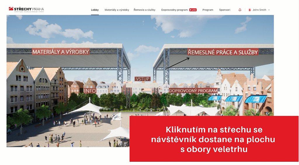 Veletrh Střechy Praha 2021 online - ilustrace 03