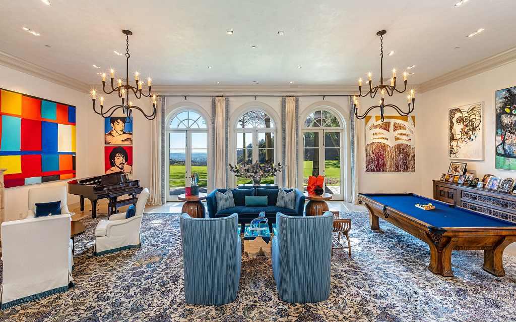 Hilton&Hyland - sídlo Sylvestera Stalloneho v Los Angeles je na prodej 03