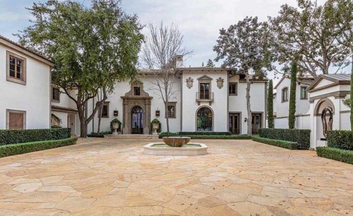 Hilton&Hyland - sídlo Sylvestera Stalloneho v Los Angeles je na prodej 00