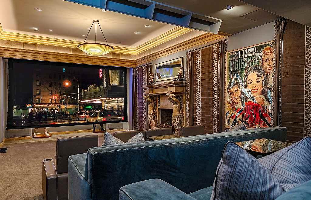 Hilton&Hyland - sídlo Sylvestera Stalloneho v Los Angeles je na prodej 07